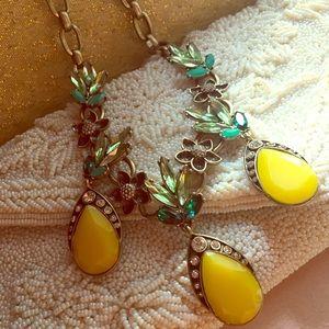 C+I Copacabana Pineapple Collar Necklace